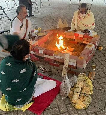 Maha Sudarsana Homam