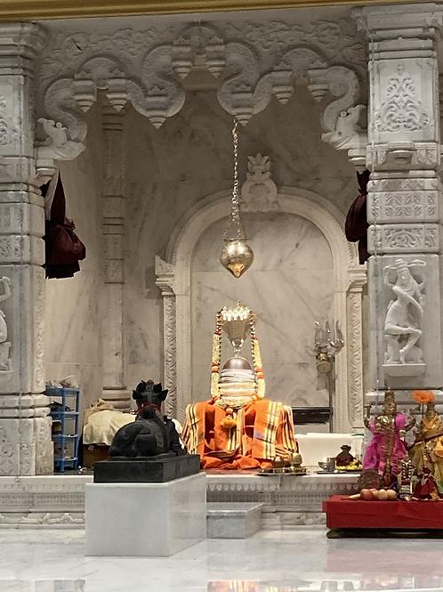 Siva Abhishekham, Ashtothra Puja, Aarti