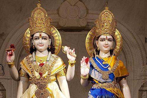 6 Months Lakshmi Narayana Abhishekam/Puja on Sundays