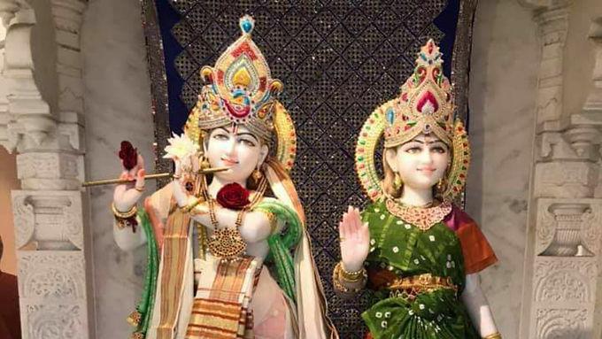6 Months Radhakrishna Abhishekam / Puja on Wednesdays