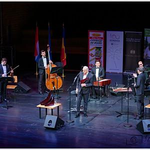 Ziua Romaniei 2018 -Centenar Gheorghe Zamfir la Luxembourg