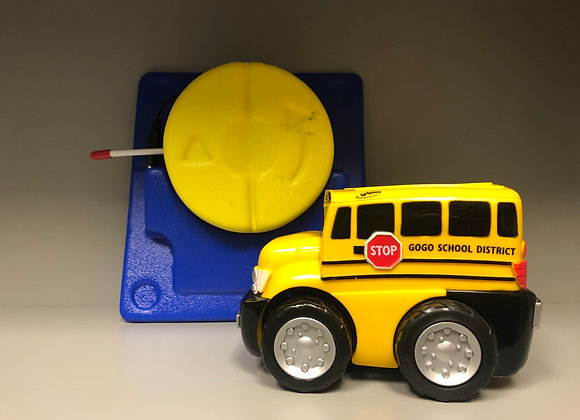 Remote Control School Bus