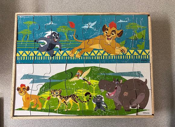Lion King Puzzle Box