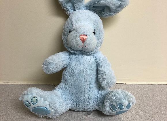 Blue Stuffed Bunny