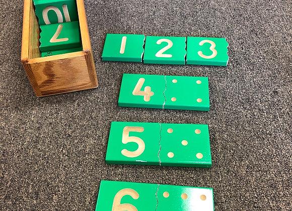 Number Dominos