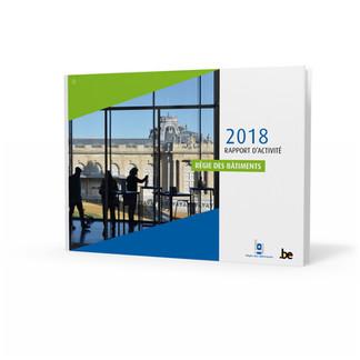 Rapport annuel Régie des bâtiments