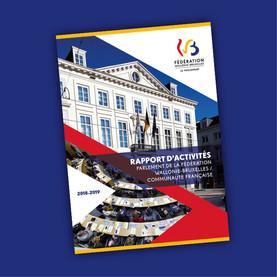 Parlement Fédération Wallonie-Bruxelles