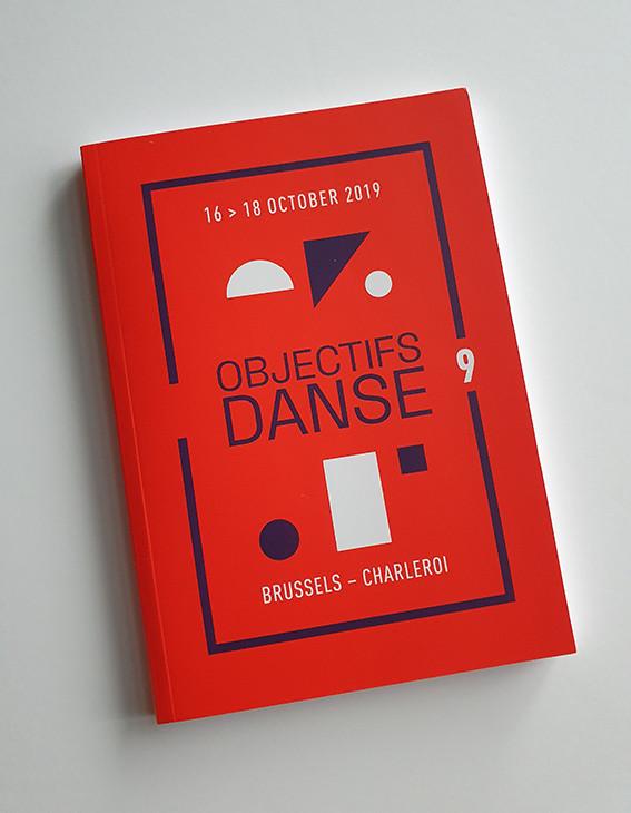 Objectifs Danse couv