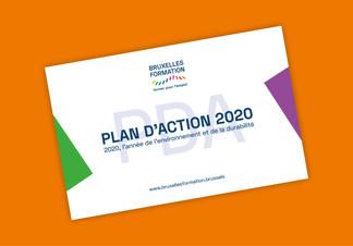 Bruxelles Formation Plan d'action