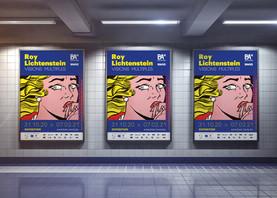 Expo Roy Lichtenstein