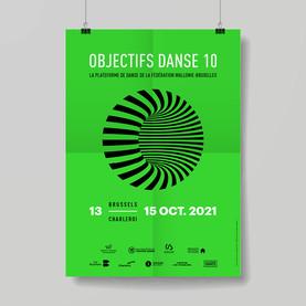 Objectifs Danse 10