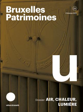 Revue Bruxelles Patrimoine