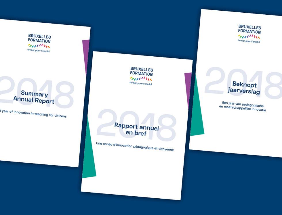 Rapport annuel (version papier)