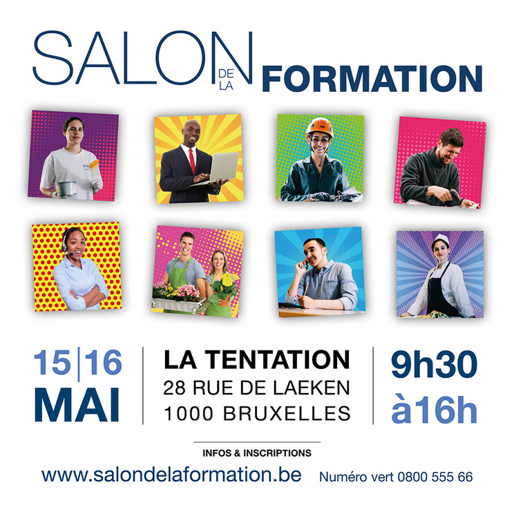 Salon de la Formation 2018
