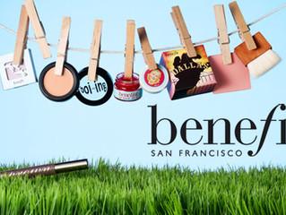 Benefit Cosmetics.  Die wundervolle Welt von Benefit Cosmetics entdeken heisst:  stöbern, stylen &am