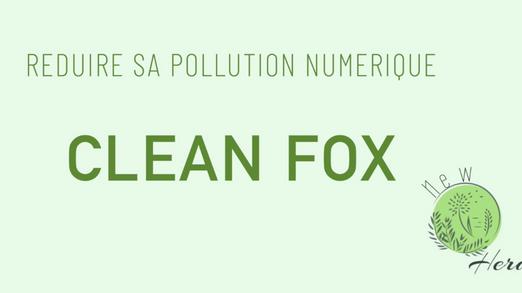Utilisation de Clean Fox - Tri facile des Mails