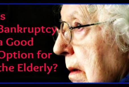 Bankruptcy for Older Americans