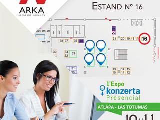 Arka estará Expo konzerta el 10 y 11 de Agosto en ATLAPA Panamá