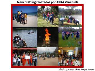 Team Building : Actividad outdoor training para la formación y consolidación de equipos de alto dese