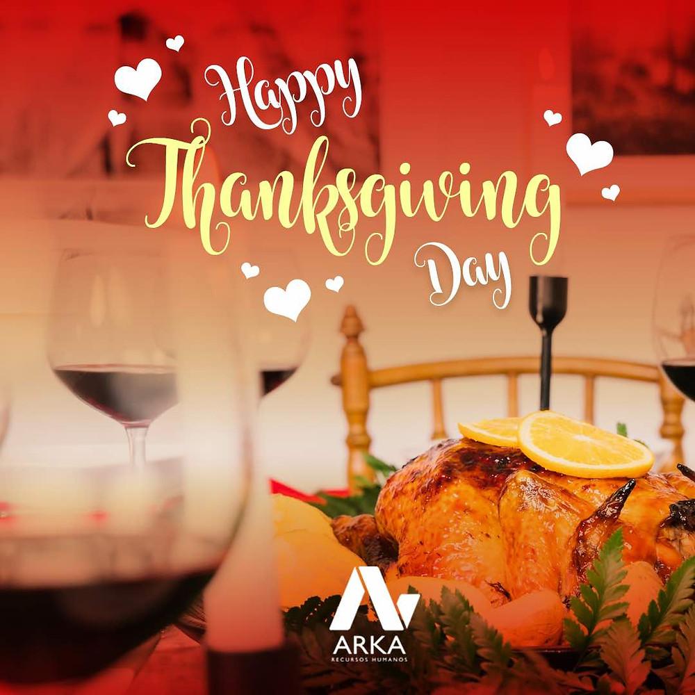 Día de Acción de Gracias!