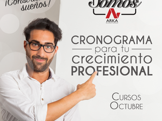 Programación de Cursos Octubre - Venezuela