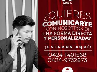 Nuevas lineas de Contacto en ARKA Venezuela