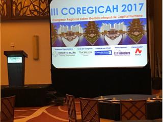 ARKA patrocinador oficial del Congreso  Regional sobre Gestión Integral de Capital Humano - III CORE