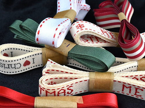 Ribbon lengths for Wrapping