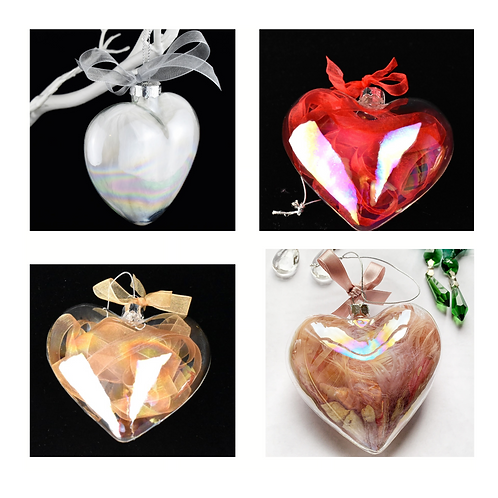 Heart Filled Decorations