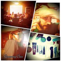 Men's Grooming Class