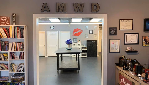 AMWD Studio and Library
