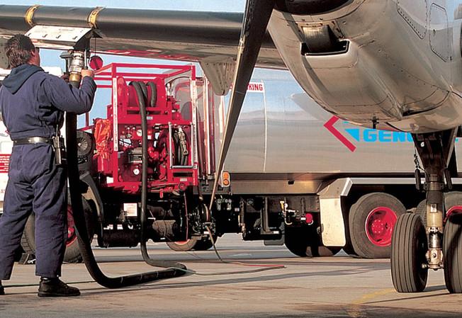 Hannay V-6000 Aviation fuel reel