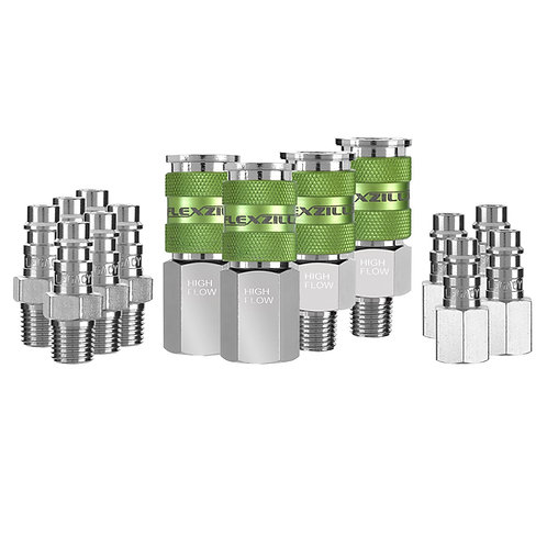A53458FZFlexzilla® Pro High F Coupler and Plug Kit