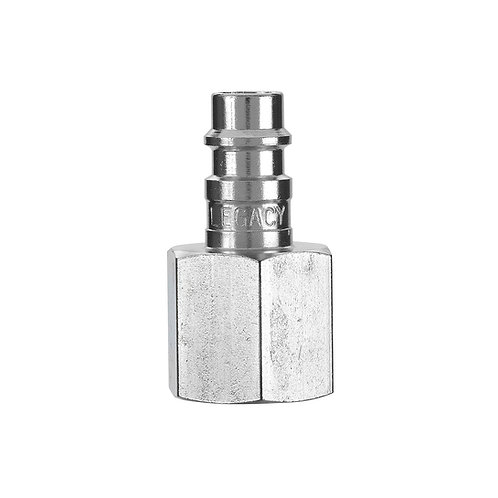 """A53630FZ-X     Flexzilla® Pro High Flow Plug, 3/8"""" FNPT, 1/4"""" Body"""