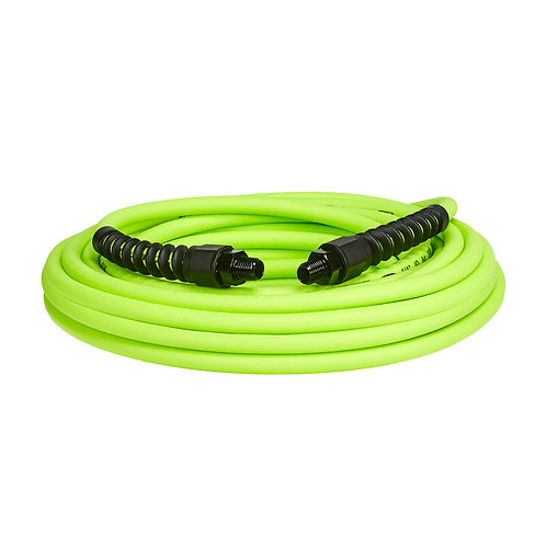"HFZP1425YW2  Flexzilla® Pro Air Hose, 1/4"" x 25', 1/4"" MNPT Fittings"