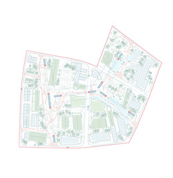 Site Plan-Street Level