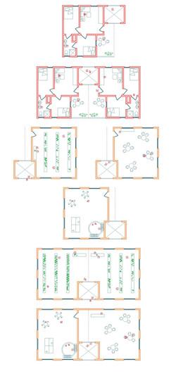 Module Floor Plans