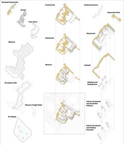 Build-Up Axonometric