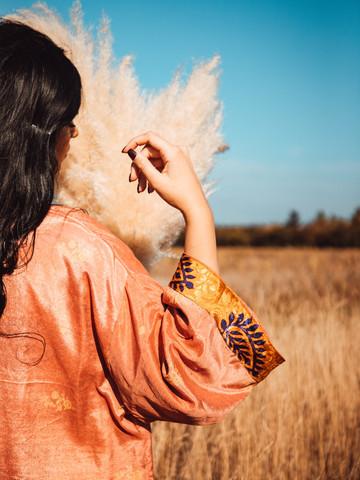 """Kimono """"Zoe"""" der wendbare 2in1"""