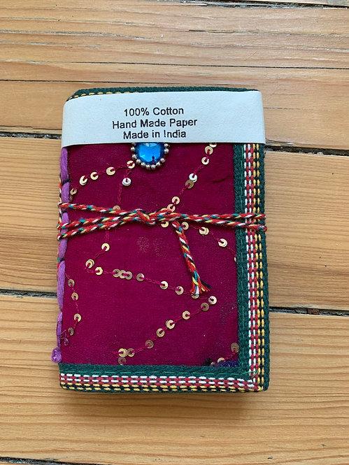 Notitzbuch mit recyceltem Papier