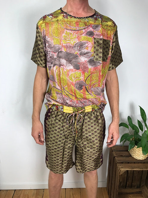 "Set T-Shirt ""Udito"" & Short ""Galo"""