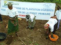 refeades pemba forest conservation workshop global greengrants fund workshop Africa Congo DRC Makobola