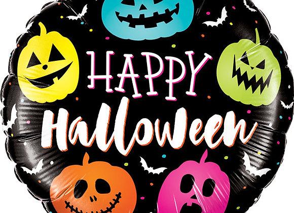 Helium Happy Halloween