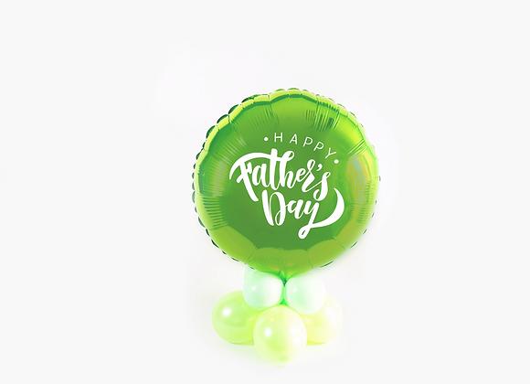 Cadeauballon - Top Licht groen