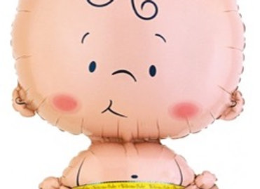 Baby folieballon