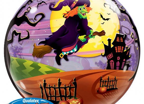 Helium bol Witch