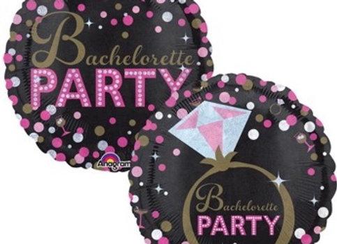 Bachelorette party folieballon