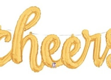 Cheers letters