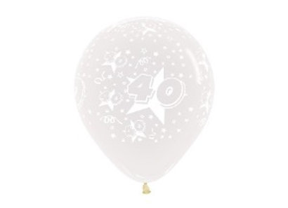 Zak losse ballonnen: 40 jaar