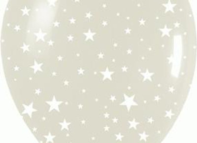 Zak losse ballonnen: All over stars
